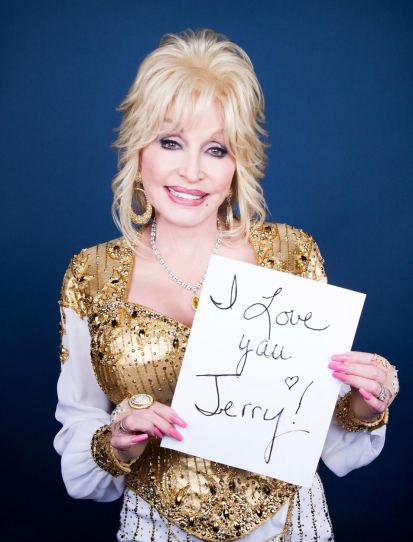 Dolly I love you Jerry Photo